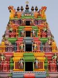 Hindu Temple Gopuram, Haridwar, Uttarakhand, India, Asia Photographic Print