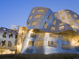 Cleveland Clinic Lou Ruvo Center For Brain Health, Architect Frank Gehry, Las Vegas, Nevada, USA Photographic Print by Richard Cummins