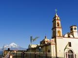 Pico De Orizaba, 5610M, Tlachichuca, Veracruz State, Mexico, North America Photographic Print by Christian Kober