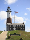 Montauk Point Lighthouse, Montauk, Long Island, New York, United States of America, North America Photographic Print by Wendy Connett