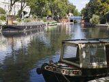 Little Venice, Paddington, London, England, Uk Photographic Print by Rolf Richardson