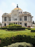 Palacio De Bellas Artes, Concert Hall, Mexico City, Mexico, North America Photographic Print by Wendy Connett