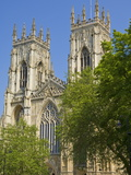 York Minster, Northern Europe's Largest Gothic Cathedral, City of York, Yorkshire, England, Uk Photographic Print