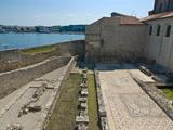 Mosaics in the 6th Century Euphrasian Basilica, UNESCO World Heritage Site, Porec, Istria, Croatia Photographic Print