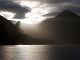 Fjord, Thomson Sound, South Island, New Zealand, Pacific Photographic Print by Thorsten Milse