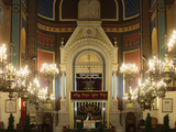 Nazareth Synagogue, Paris, France, Europe Photographic Print