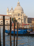 Santa Maria Della Salute, Venice, UNESCO World Heritage Site, Veneto, Italy, Europe Photographic Print by Amanda Hall