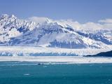 Hubbard Glacier in Yakutat Bay, Gulf of Alaska, Southeast Alaska, USA Photographic Print