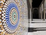 Paris Great Mosque, Paris, France, Europe Photographic Print