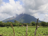 Volcano Concepcion, Isla De Ometepe, Ometepe Island, Nicaragua, Central America Photographic Print by Wendy Connett