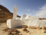 Seven Sleepers Mosque, Chenini, Sahara Desert, Tunisia, North Africa, Africa Photographic Print by Dallas & John Heaton