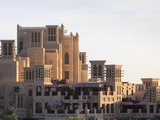 Arabesque Architecture of the Madinat Jumeirah Hotel, Jumeirah Beach, Dubai, Uae Photographic Print by Amanda Hall