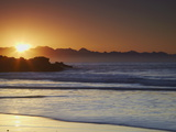 Sunrise at Plettenberg Bay, Western Cape, South Africa, Africa Photographic Print by Ian Trower