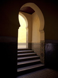 Mausoleum of Moulay Ismail, Meknes, Morocco, North Africa, Africa Photographic Print by Marco Cristofori
