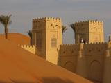 Qasr Al Sarab Desert Resort By Anantara, Abu Dhabi, United Arab Emirates, Middle East Photographic Print