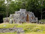 Gateway Arch, Mayan Ruins, Labna, Yucatan, Mexico, North America Photographic Print by Balan Madhavan