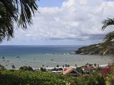 San Juan Del Sur Bay, Pacific Ocean, San Juan Del Sur, Nicaragua, Central America Photographic Print by Wendy Connett