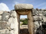 A Temple Atop the Oval Palace, Ek Balam, Yucatan, Mexico, North America Photographic Print by Balan Madhavan