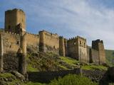 Khertvisi Castle, Samtskhe-Javakheti, Georgia, Caucasus, Central Asia, Asia Photographic Print