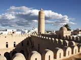 Ribat, Monastic Fortress Viewed From the Roof, Medina, Sousse, Tunisia, North Africa, Africa Photographic Print by Dallas & John Heaton