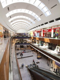 Dubai Mall, the Largest Indoor Shopping Complex in the World, Dubai, Uae Photographic Print by Amanda Hall