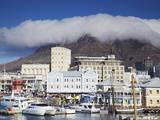 Victoria and Alfred Waterfront, Cape Town, Western Cape, South Africa Fotodruck von Ian Trower