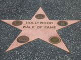 Hollywood Walk of Fame, Hollywood Boulevard, Los Angeles, California Photographic Print by Wendy Connett