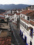 Taxco, Colonial Town Well Known For Its Silver Markets, Guerrero State, Mexico, North America Photographic Print by Wendy Connett