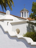 San Luis Rey Mission, Oceanside, California, USA Photographic Print