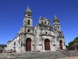 Iglesia De Guadalupe (Guadalupe Church), Originally a Fortress, Granada, Nicaragua, Central America Photographic Print by Wendy Connett