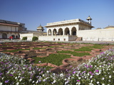Khas Palace in Agra Fort, UNESCO World Heritage Site, Agra, Uttar Pradesh, India, Asia Photographic Print by Ian Trower