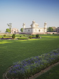 Itimad-Ud-Daulah (Tomb of Mizra Ghiyas Beg), Agra, Uttar Pradesh, India, Asia Photographic Print by Ian Trower
