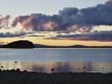 Lake Taupo, Waikato, North Island, New Zealand, Pacific Photographic Print