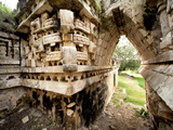 Palace of Labna, Mayan Ruins, Labna, Yucatan, Mexico, North America Photographic Print by Balan Madhavan