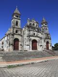 Iglesia De Guadalupe (Guadalupe Church), Originally a Fortress, Granada, Nicaragua, Central America Photographic Print