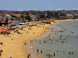 On the Main Beach of Salvador De Bahia, Brazil, South America Photographic Print by Olivier Goujon