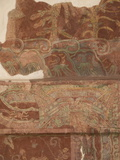 Detail of the Most Famous Fresco at Teotihuacan, Showing the Rain God Tlaloc, Mexico Photographic Print