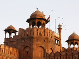 Red Fort, Delhi, India, Asia Photographic Print