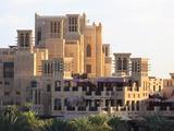 Arabesque Architecture of the Madinat Jumeirah Hotel, Jumeirah Beach, Dubai, Uae Photographic Print by Amanda Hall