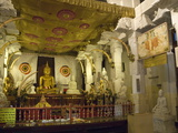 Temple of the Sacred Tooth Relic (Sri Dalada Maligawa), Kandy, Sri Lanka, Asia Photographic Print