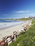 Beach at St. Francis Bay, Western Cape, South Africa, Africa Fotodruck