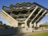 Geisel Library in University College San Diego, La Jolla, California, USA Photographic Print by Richard Cummins