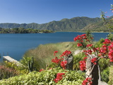 Lake Atitlan, Near Santiago Atitlan, Guatemala, Central America Photographic Print