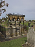 Tomb of Grace Darling, Bamburgh, Northumberland, England, United Kingdom, Europe Photographic Print by Martin Pittaway