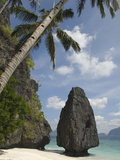 Entalula Island, Bacuit Bay, Palawan, Philippines, Southeast Asia, Asia Photographic Print