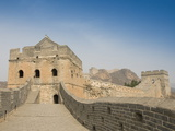 The Great Wall of China, UNESCO World Heritage Site, Jinshanling, China, Asia Photographic Print