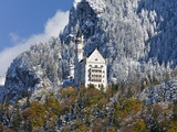 Neuschwanstein Castle, Bavaria, Germany, Europe Photographic Print by Gavin Hellier