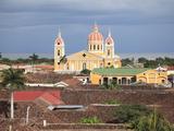 Cathedral De Granada, Granada, Nicaragua, Central America Photographic Print by Wendy Connett