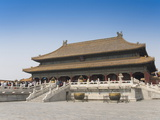 Hall of Heavenly Purity, Forbidden City, Beijing, China, Asia Photographic Print