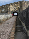 Castillo San Felipe Del Morro, Old Spanish Fortress, San Juan, Puerto Rico, West Indies, Caribbean Photographic Print by Sylvain Grandadam